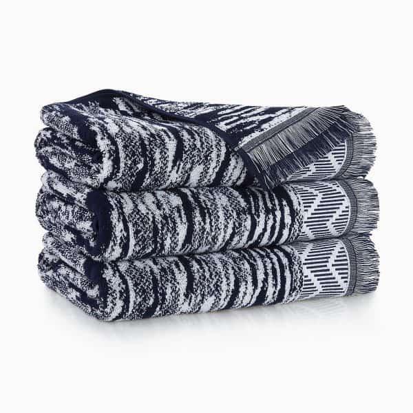 Ręcznik Zwoltex INDIANA GRANATOWY