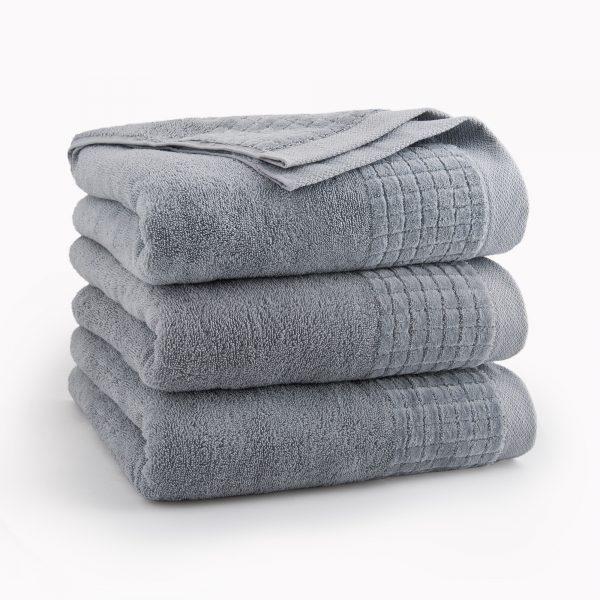 Ręcznik Zwoltex PAULO JASNY GRAFIT AG