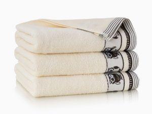 Ręcznik Zwoltex PUSZCZYK ECRU