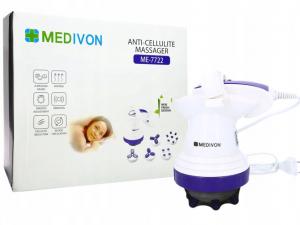Masażer ręczny Medivon ME-7722 Odchudzający Antycelulitowy