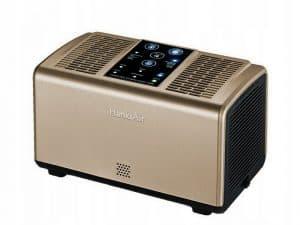 Oczyszczacz powietrza z jonizatorem i czujnikiem jakości powietrza HanksAir V02
