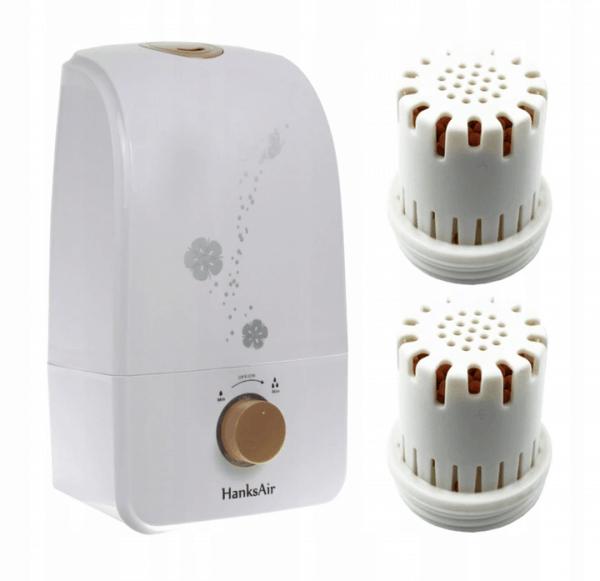 Nawilżacz powietrza 3,2l HANKS AIR NAW-05 2 filtry
