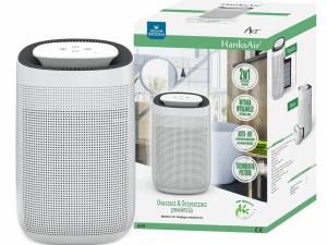 Oczyszczacz osuszacz powietrza 2in1 HANKSAIR 1000ml