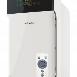 Oczyszczacz powietrza z jonizatorem i lampą UV