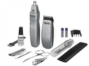 Podróżny zestaw trymerów do uszu, nosa, zarostu, okolic uszu i szyi Wahl 9962-1816 Travel Kit