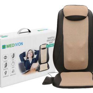 Medivon CF-2508-PK mata masująca Shiatsu masaż