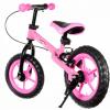 rowerek biegowy stopka